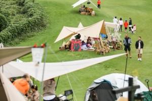 露营爱好者国庆齐聚金海湖 Uno Camp打造风格露营旗舰品牌